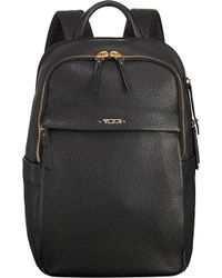 Tumi - Daniella Limited Edition Small Leather Backpack - Lyst