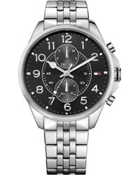 Tommy Hilfiger - 1791276 Stainless Steel Watch - Lyst