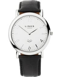 Links of London - Noble Stainless Steel Watch - Lyst