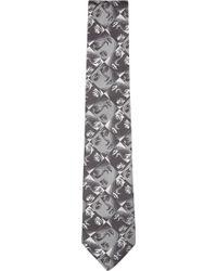 Fornasetti - Silk Kaleidoscope Face Tie - Lyst