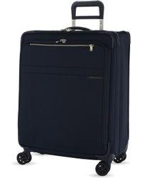 Briggs & Riley - Baseline Large Expandable Suitcase 71cm - Lyst