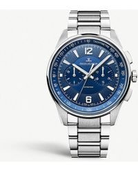 Jaeger-lecoultre - Q9028180 Polaris Tachymetre Stainless Steel Automatic Watch - Lyst
