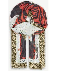 Zadig & Voltaire - Modal Scarf - Lyst