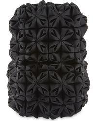 Comme des Garçons - Floral Leather Backpack - Lyst