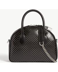The Kooples - Medium Leather Shoulder Bag - Lyst