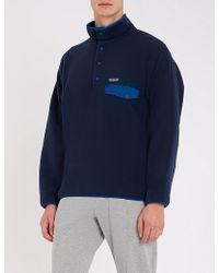 Patagonia - Synchilla Snap-t Fleece Jacket - Lyst
