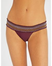 Tigerlily - Fidelia Paranga Bikini Bottoms - Lyst