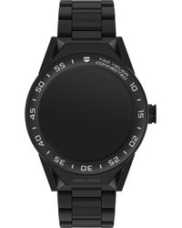 Tag Heuer - Sbf8a801380bh0933 Connected Modular 45 Titanium Watch - Lyst