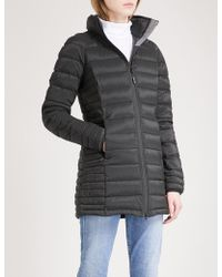 Canada Goose - Brookvale Hooded Shell-down Coat - Lyst