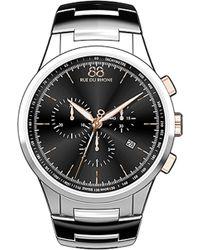 88 Rue Du Rhone - 87wa154303 Stainless Steel Bracelet Watch - Lyst