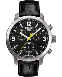 Tissot - T0554171605700 Stainless Steel Watch - Lyst