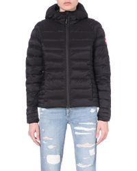 canada goose trillium jacket black