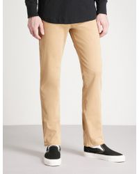 True Religion - Relaxed Slim-fit Woven Trousers - Lyst