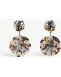 BaubleBar - Shari Resin Earrings - Lyst