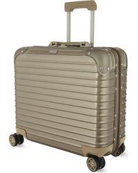 Rimowa - Topas Aluminium Business Cabin Case 40cm - Lyst