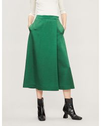 Theory - Skirt Trousers - Lyst