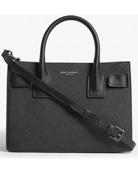 Kurt Geiger Shoreditch Leather Tote Bag