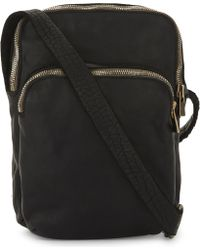 Guidi - Zip-around Horse Leather Holdall - Lyst