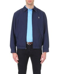 Polo Ralph Lauren - New Fit Bi-swing Windbreaker Jacket - Lyst