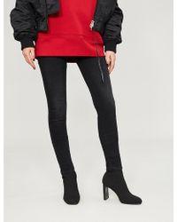 Versus - Mid-rise Skinny Jeans - Lyst