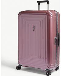 Samsonite Neopulse Spinner Four-wheel Suitcase 75cm