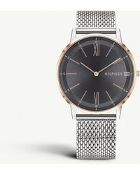 Tommy Hilfiger - 1791512 Cooper Stainless Steel And Rose-gold Plated Watch - Lyst