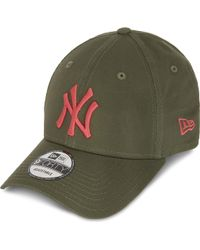 KTZ - 9forty New York Yankees Strapback Cap - Lyst