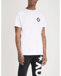 BOY London - Eagle Quad Cotton-jersey T-shirt - Lyst