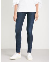 Citizens of Humanity - Rocket Skinny Cropped High-rise Jeans - Lyst