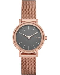 Skagen - Hald Stainless Steel Watch - Lyst