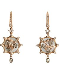 Annoushka - Dream Catcher 18ct Rose Gold - Lyst
