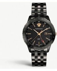 Versace - Vebk0060018 Univers Stainless Steel Watch - Lyst