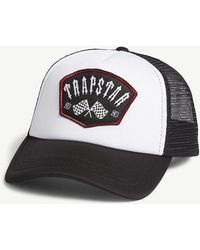 4874cf2eb25 Trapstar - Turbo Mesh Trucker Cap - Lyst