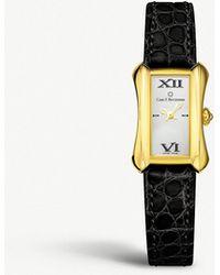 Carl F. Bucherer - 00.10703.01.71.01 Alacria Princess Yellow Gold - Lyst