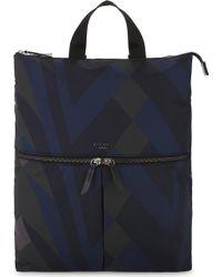 Knomo - V&a Reykjavik Nylon Tote Backpack - Lyst