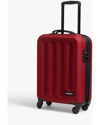 Eastpak - Tranzshell Small Four-wheel Cabin Suitcase 54cm - Lyst