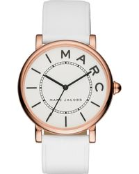 Marc Jacobs - Roxy Rose-gold Watch - Lyst