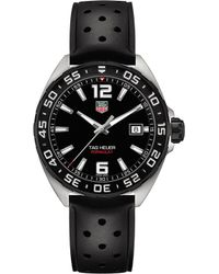 Tag Heuer - Waz1110.ft8023 Formula 1 Polished Steel Watch - Lyst
