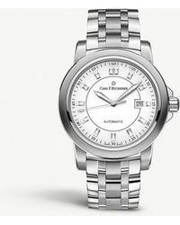 Carl F. Bucherer - 00.10636.08.23.21 Patravistainless Steel Watch - Lyst