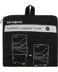 Samsonite - Foldable Luggage Cover Medium - Lyst