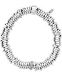 Links of London - Sweetie Sterling Silver And Diamond Pave Bracelet - Lyst
