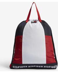 Tommy Hilfiger - Colourblock Drawstring Bag - Lyst