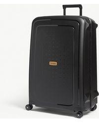 Samsonite - S'cure Eco Suitcase 75 Cm - Lyst