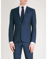 The Kooples   Slim-fit Wool Jacket   Lyst