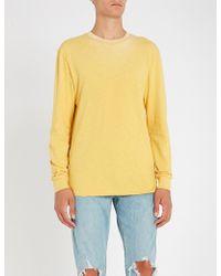 Cotton Citizen - Presley Cotton-jersey T-shirt - Lyst