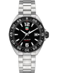 Tag Heuer - Waz1110.ba0875 Formula 1 Stainless Steel Watch - Lyst