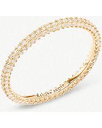 Kendra Scott - Remi 14ct Gold And Diamond Ring - Lyst
