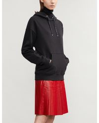 Closed - X Girbaud Logo-print Cotton-jersey Hoody - Lyst
