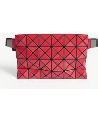 Bao Bao Issey Miyake - Bao Issey Miyake Ladies Red Prism Belt Bag - Lyst