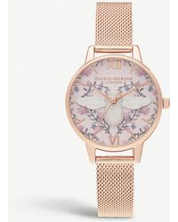 Olivia Burton - Meant To Bee Watch - Lyst